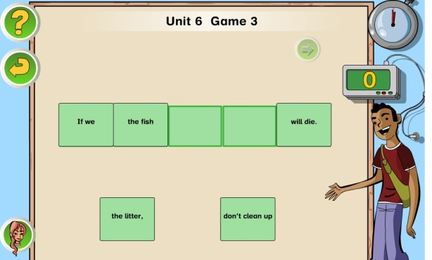 First Conditional Game!